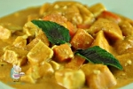 Receta de Tofu con curry suave para solteros/as