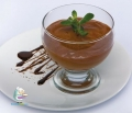 Mousse de chocolate al brandy